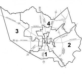 Image Result For Map Of Houston