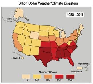 Houston climate