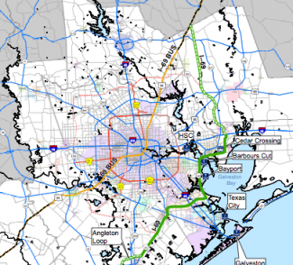 Map Of Interstate 69 In Texas.I 69 Corridor Plan To Be Discussed In Houston Houston Tomorrow