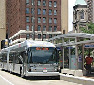 Bus Rapid Transit Study - Montgomery County Maryland